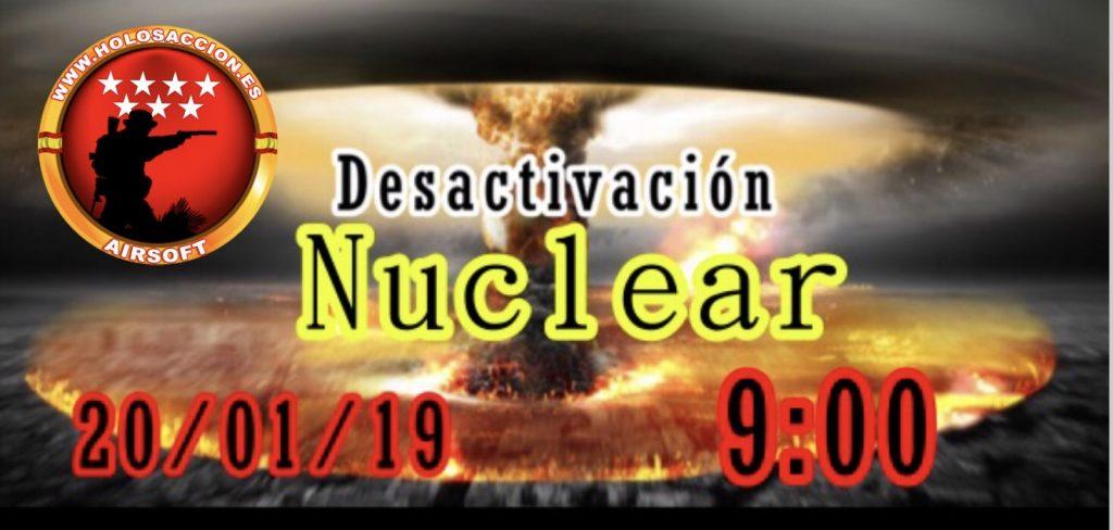 Desactivación Nuclear