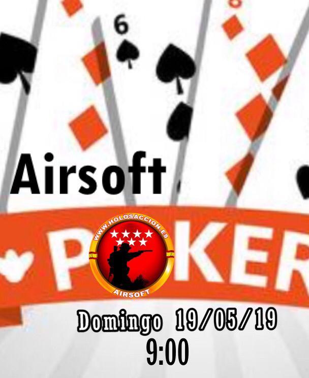 Airsoft Poker