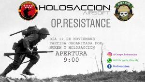 OP.RESISTANCE